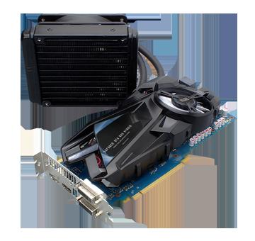 ELSA GeForce® GTX 680 HYBRID